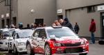 Tomáš Pospíšilík - Jiří Hovorka | Škoda Fabia R5 | Autokomplex Menčík Škoda Rally Team | 26. 10. – 27. 10. 2018 | Vsetín | asfalt 70,10 km