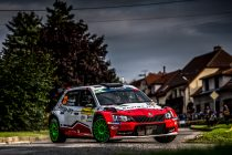 V cíli 49. Barum Czech Rally Zlín 2019